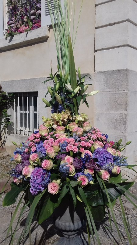 Concours de fleurs 2 : Haras de la Vendée : Samedi 21 Avril  2018