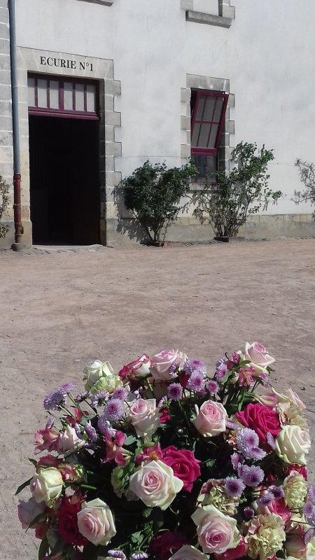 Concours de fleurs 7 : Haras de la Vendée : Samedi 21 Avril  2018