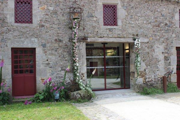 Logis de la Chabotterie à St Sulpice de Verdon (Vendée) : 3 Juin 2018