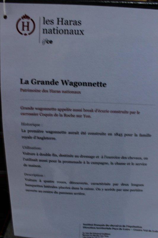 Journées du patrimoine : Haras de Vendée à la Roche sur yon