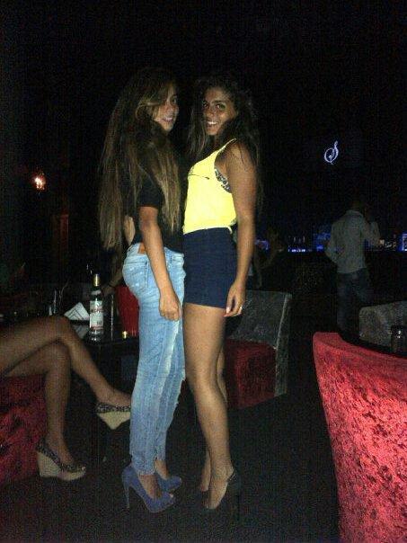 Moi et Ma soeur .♥