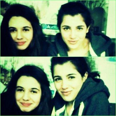 Une meilleure amie pour la vie. ♥
