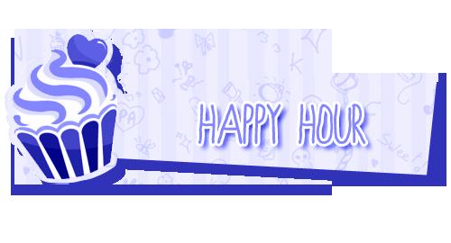 ♥ Happy Hour