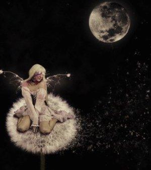 L'ange de lumiére
