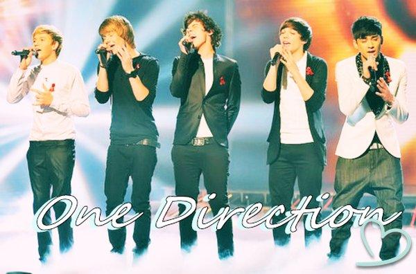 . One Direction, tu connais ? Comment ? Quels est ton préféré ?  .