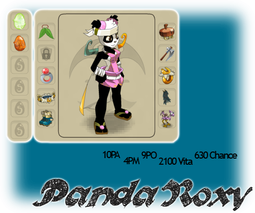 Article II - Panda-Roxy