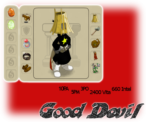Article III - Good-Devil