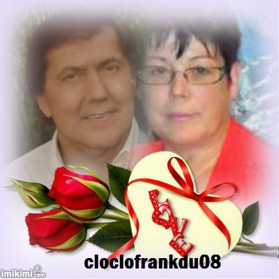y love you frank, c est moi et mon idole