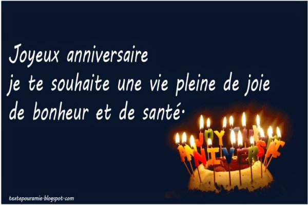 Joyeux Anniversaire A Mon Amie Belga Sarda Mary Laure