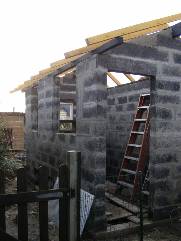 suite de la construction