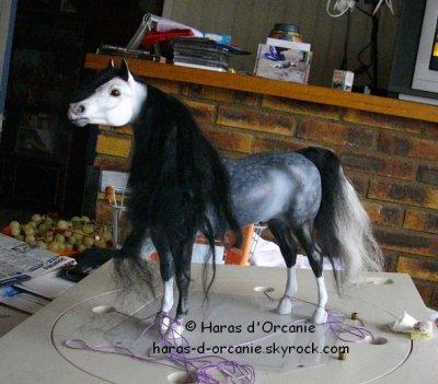 oh le joli cheval de barbie - Barbie Cheval