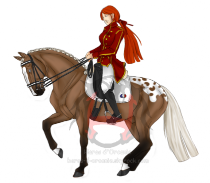 Ma cavaliere monte sur ma queue - 4 3