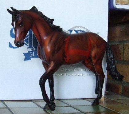 Design A Horse, Entrechat