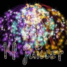 BONNE  JOURNEE  DE  14  JUILLET  A  TOUTES...