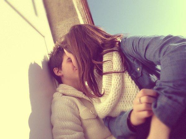 Ton prénom résonne comme une mélodie que je connais par coeur. ♥
