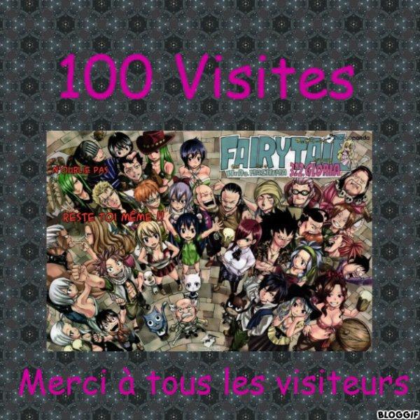 100 Visites !!!!
