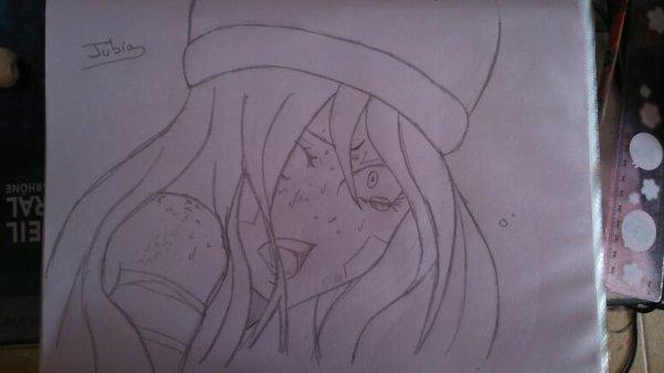 Jubia de Fairy Tail
