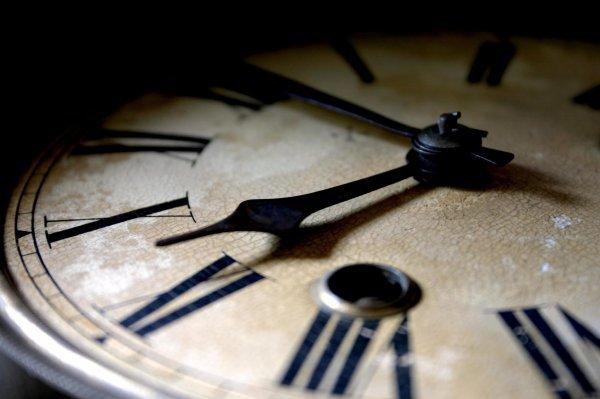 """"""" Le temps adoucit tout... """""""