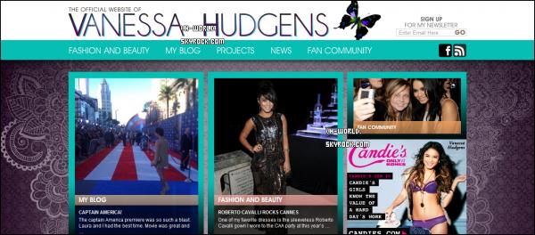 Le 02/08/2011.Nessa avec Laura sa BFF dans les rues de L.A. +  Candie's  : Nouvelle Outakes + Le New Site Officiel de Vanessa !