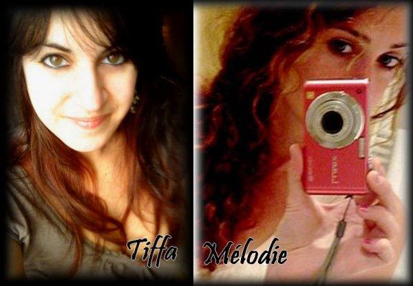 Tiffa VS Mélodie