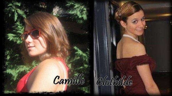 Camille VS Clothilde