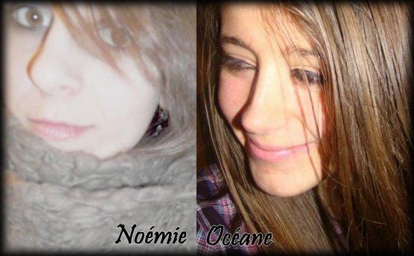Noémie VS Océane