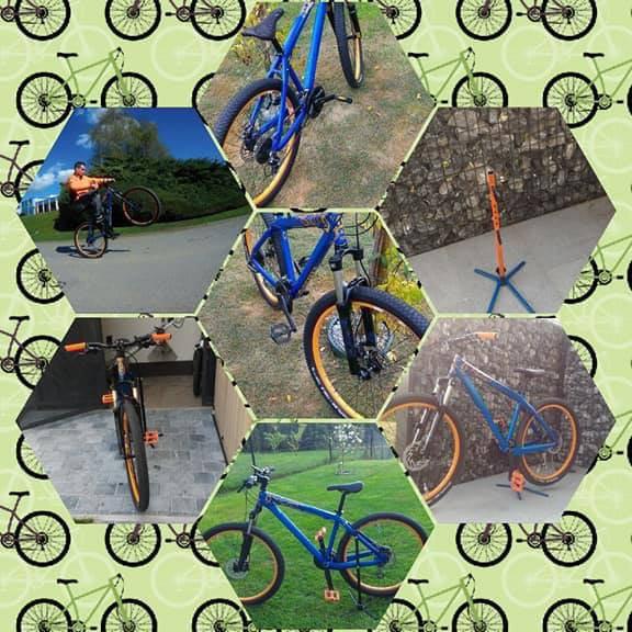 modif du vélo