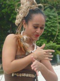 danseuse haiti