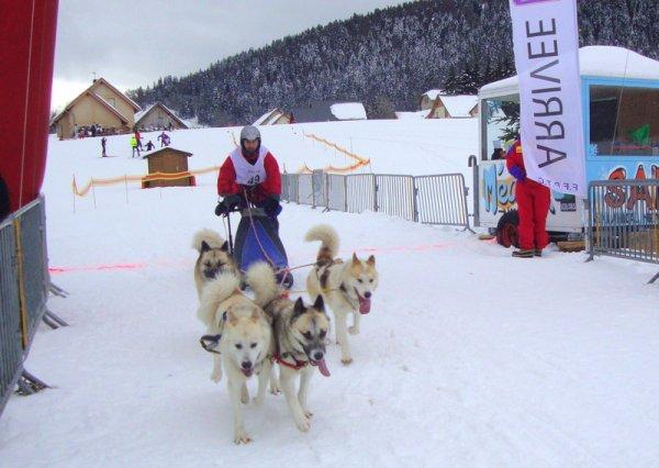 Course Méaudre 2013