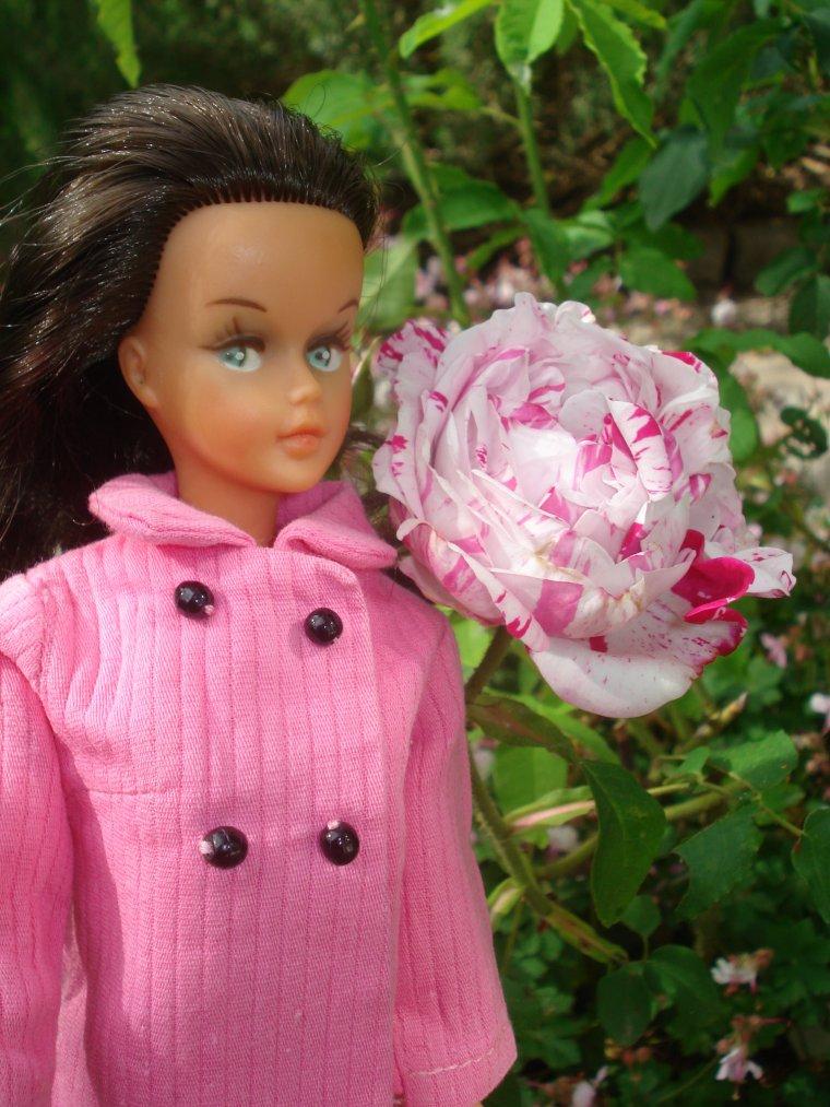 FRAICHE COMME UNE ROSE.....( bouh!! le titre.....!)