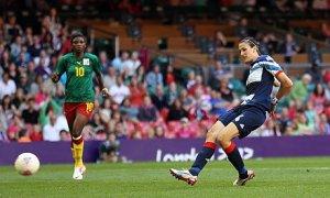 Jeux Olympiques Londres 2012 - Tournoi Dames : Pas de victoire !!!!!