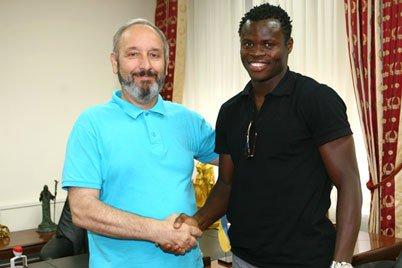 OFFICIEL : Transfert : Taïwo (Nigéria) prêté au Dynamo Kiev