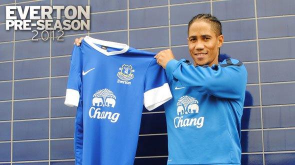 OFFICIEL : Transfert : Pienaar (Af.Sud) reste à Everton