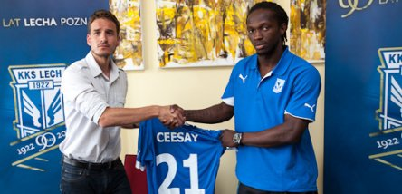 OFFICIEL : Transfert : Ceesay signe en Pologne