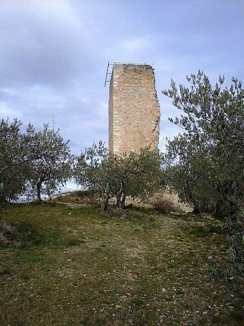 Tour du Mont d'or à Manosque.