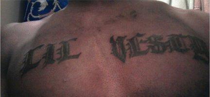 MOn derniier tatoo :D