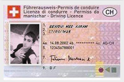 noubli pas que j 39 ai un permis de conduire suisse blog mouad boooooobinooooo. Black Bedroom Furniture Sets. Home Design Ideas