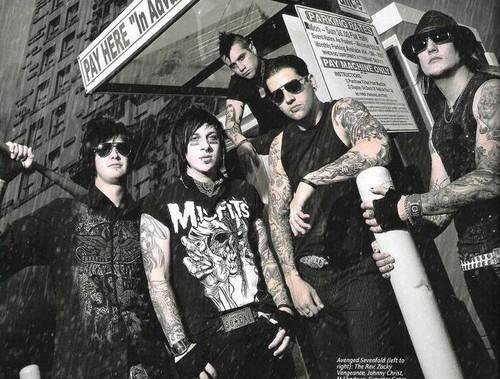 Unholy confessions (live in LBC) - Avenged Sevenfold