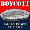 UN SEUL MOT D'ORDRE ---> LE BOYCOTT