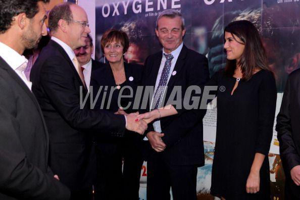 """Soirée de projection du film """"Oxygène"""" 8 novembre 2011"""