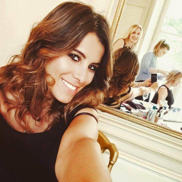 @magazineparents : Les Étoiles de la Beauté vont commencer ! Karine Ferri a souhaité vous faire un petit coucou !