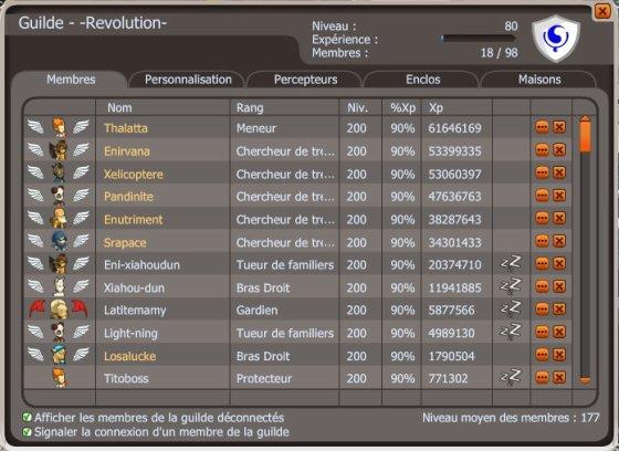 Guilde -Revolution-
