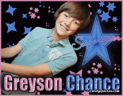 grayson chance !!!!!!!!!!!!!!!