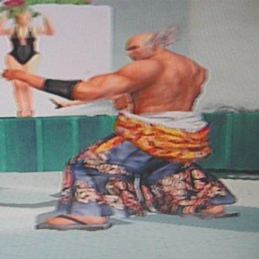 Heihachi Mishima No1