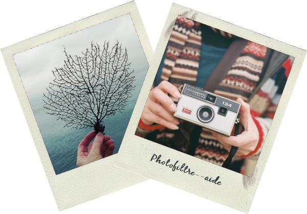 Faire un effet Polaroid