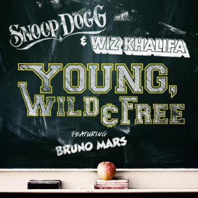 Young wild and free  de Wiz Khalifa feat. Snoop Dog sur Skyrock