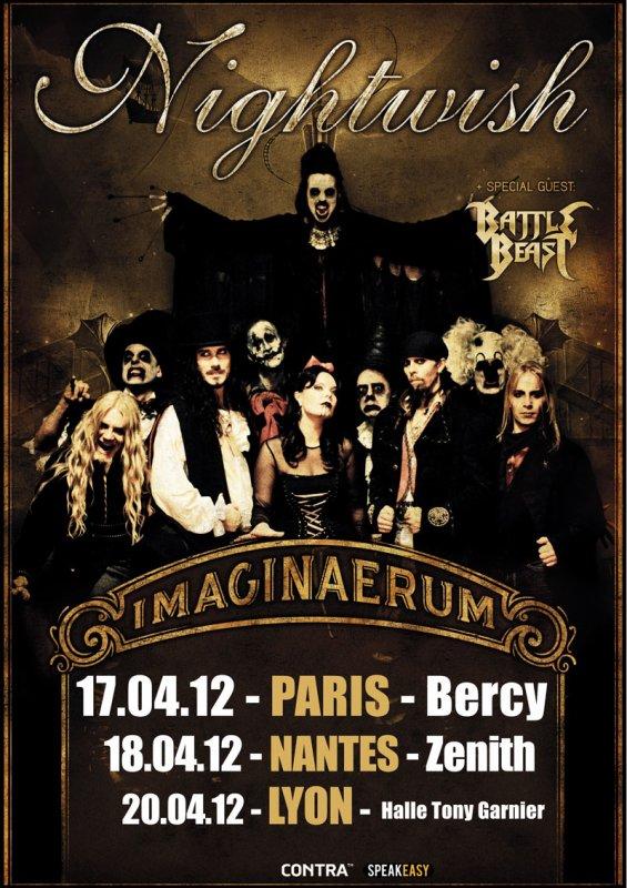 Imaginaerum World Tour 2012-2013