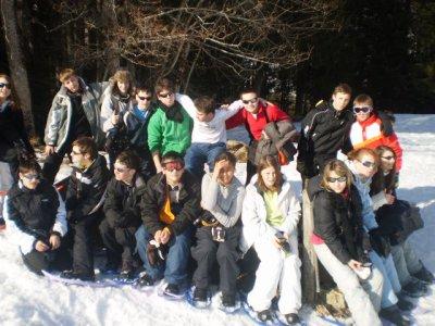 le ski du 14 au 18 mars 2010