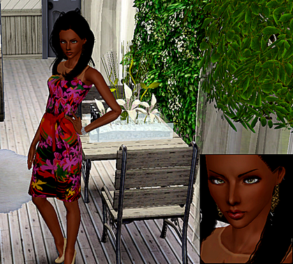 ____  MiSS SiMS OUTRE-MER MiSS GUƋDELOUPE  ____