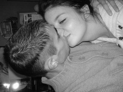 Moi et ma chérie <3